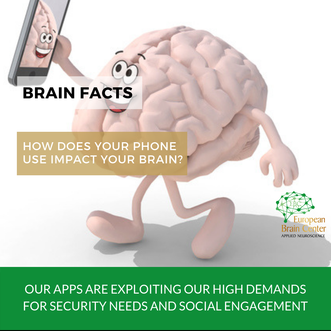 How does your smartphone impact your brain? - European Brain Center