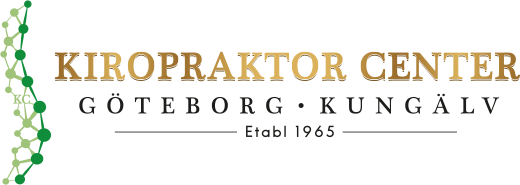 Kiropraktor Center logotyp
